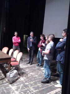 COMMISSARIO RISPONDE ALLIEVI ITALGAS TREIA