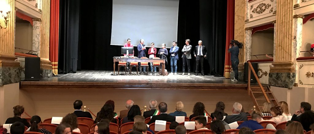 DONAZIONE ITALGAS TREIA